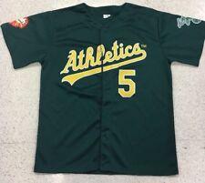 Matt Holliday OAKLAND A'S Promo Baseball JERSEY Major League SGA Men's XLarge