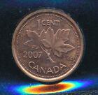 Canada 2007 Non-Magnetic Small Cent RARE Circulated (((AU+))) (FREE SHIP)