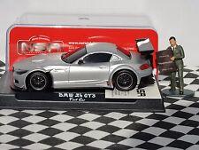 NSR BMW Z4 GT3 1193AW coche de prueba PLATA 1:32 Ranura Nuevo Y En Caja