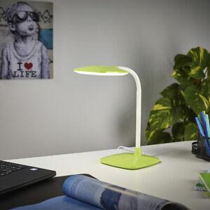 LED Tageslichtleuchte Tischlampe Leuchte Schreibtisch Beleuchtung grün T143-3