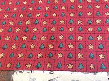 CHRISTMAS MINI TREES & STARS- BY THE YARD
