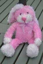Dan Dee Pink Toy Plush Rabbit Bunny