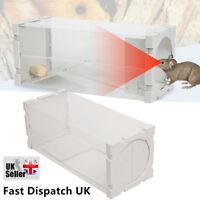 Mouse Trap Humane Live Catcher Rat Vermin Rodent Cage Traps Pest New