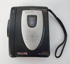 philips aq-6340 registratore a cassette non funzionante