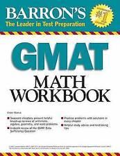 GMAT Math Workbook by Ender Markal (Paperback, 2011)