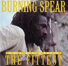 BURNING SPEAR : SELECTION - THE FITTEST / CD