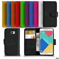 Premium Leather Side Wallet Case Cover For Samsung Galaxy J5 2016 Smart Phone