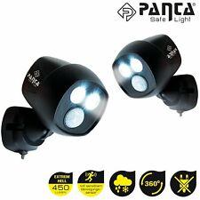 MediaShop Panta Safe Light 2 Stk Sicherheitslicht Multifunktionslicht  (M20903)