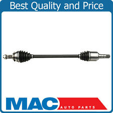 CV DRIVE AXLE SHAFT ASSEMBLY REAR LEFT OR RIGHT FOR 14-17 SUBARU FORESTER 2.5 Au