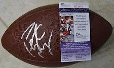 Peyton Manning Signed NFL Football w/ JSA COA #R73446 Colts Denver Broncos
