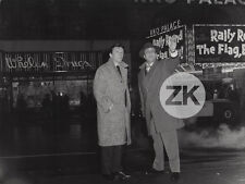 JEAN-PIERRE MELVILLE Manhattan GRASSET RKO Movie Theatre Tournage Photo 1959