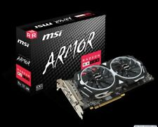MINT MSI Radeon RX 570 Armor OC 8GB GDDR5 Video Card