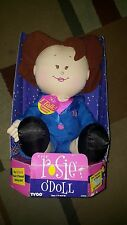 "New Tyco Celebrity Rosie O'Donnell Plush Talking 18"" Doll Rosie's Voice 1997"