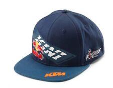 Casquette Kini Red Bull Night Sky Cap Noir Bleu nuit KTM Cross MX RB