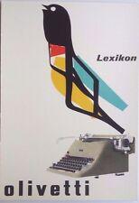 1966 году olivetti выставка в СССР. 25 фото открыток. Коллекция. Редкий.