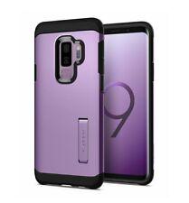 Samsung Galaxy S9 Plus Case Spigen Kickstand Lilac Purple PRE ORDER