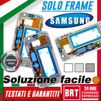 MIDDLE FRAME SCOCCA CORNICE TELAIO per SAMSUNG GALAXY S7 SM-G930 G930F_24H top!!
