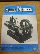 21/01/1954 l'ingegnere modello Magazine: VOL 110 N. 2748 (Piegati)