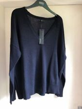 Marks and Spencer V Neck Regular Size Jumpers & Cardigans for Women