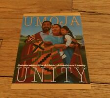 1992 National Black Catholic Congress Prayer African American Family UMOJA Unity