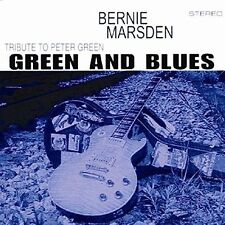 Green and Blues a Tribute to Peter by Bernie Marsden Audio CD Oct 28 2016 UXX