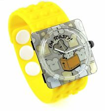 David & Goliath Toasty Yellow Candy Watch