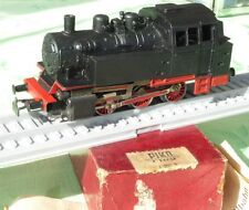 Piko steam locomotive BR 80 018 good condition Refinishing necessary see photos