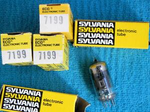 Lot de 2 tubes 7199 USA neufs (achetés 1990 et jamais utilisés)