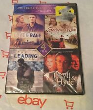 Love & Rage | The Serpent's Kiss | The Leading Man | Jekyll & Hyde (DVD 4 Films)