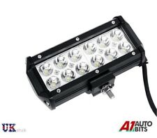 1X 36W LED Luz de Trabajo Lámpara Puntual de 1800lm 12V 24V Bicicleta de la nave Barco SUV ATV Barco 4X4
