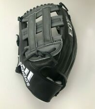 NEW Adidas Baseball Glove EQT 1275 H Web Outfield Pro Series LHT  Black