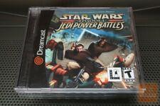 Star Wars: Episode I: Jedi Power Battles (Sega Dreamcast, 2000)