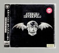 Waking The Fallen[CD]Avenged Sevenfold[with OBI]