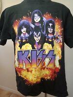 Kiss Alive Tour 2004 Shirt Size L