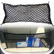 Car Trunk Cargo Double Elastic Bungee Luggage Net for SUV X1 X3 Q5 RAV4 CRV XC60