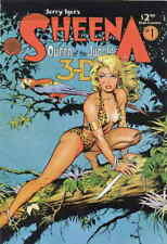 Sheena 3-D Special #1 VF; Blackthorne | save on shipping - details inside