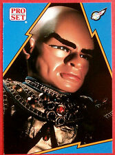 Thunderbirds PRO SET - Card #079 - Face of Evil - Pro Set Inc 1992