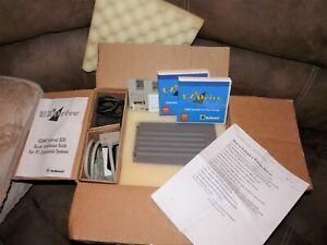 SYQUEST EZ135 External SCSI Drive RARE NEW IN THE BOX COMPLETE + bonus discs ++