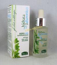 HELAN Hyaluronic SERUM 24H super moisturizing Face neck 30 ml baobab oil-free