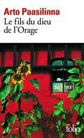 Fils Du Dieu de L Orage (Folio) by Paasilinna, Arto Book The Fast Free Shipping