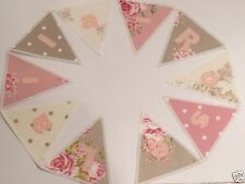 Hearts & Love Floral Wall Hangings