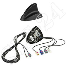 Calearo 7727160 Shark II Radio Antenne AM/FM DAB + Gps Fakra (F) brancher voiture