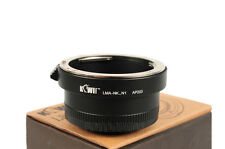 Adattatore Obiettivo Adattatore si adatta a obiettivo Nikon a Nikon 1 fotocamera