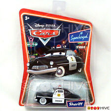 Disney Pixar Cars Police Sheriff supercharged series police car