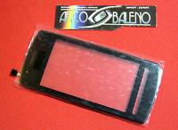 VETRO +TOUCH SCREEN per NOKIA 600 Nero DISPLAY LCD VETRINO Nuovo