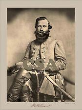 General J.E.B. Stuart • Signed