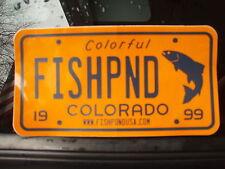 Fishpond Colorado Fly Fishing sticker