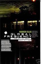 Global Frequency Nº 2... ou comment j'ai rencontré,...