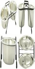 Dogit Stainless Steel Double Dog Diner Small