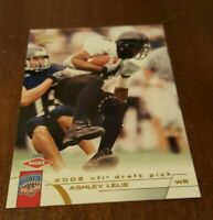 2002  Pacific #468 Ashley Lelie Rookie Football Card